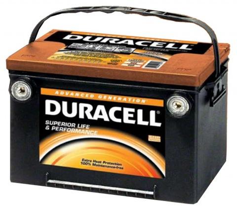 описание -  Аккумуляторы Duracell
