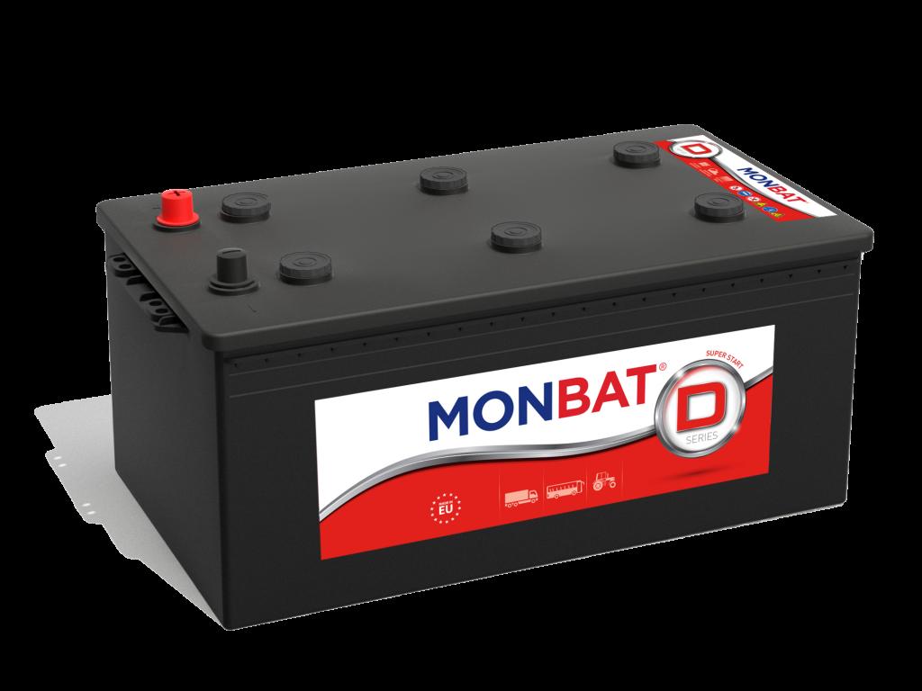 описание -  Monbat HD Грузовые (обслуживаемые)