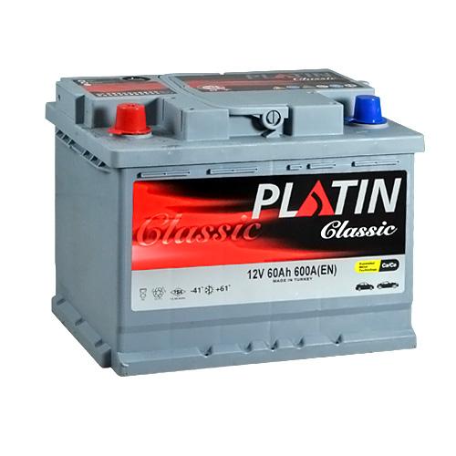 описание -  Аккумуляторы PLATIN_Classic