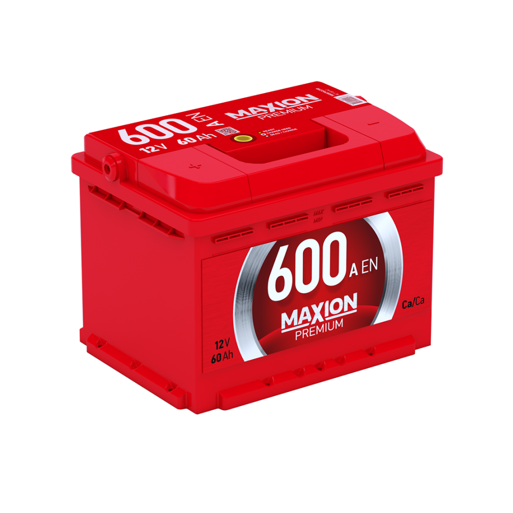 описание -  Аккумуляторы MAXION Premium