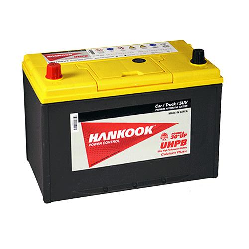описание -  Аккумуляторы HANKOOK UMF Asia