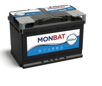 описание -  Monbat AGM/EFB/VRLA