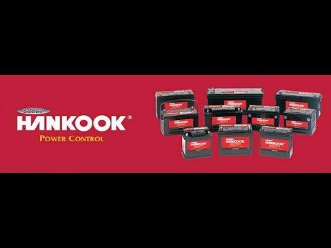 описание -  Аккумуляторы HANKOOK