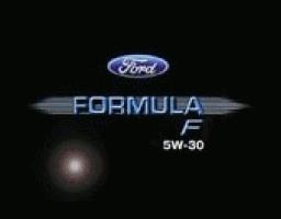 описание -  Оригинальное моторное масло FORD