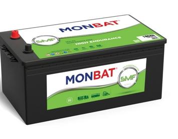 описание -  Monbat SMF Грузовые (необслуживаемые)
