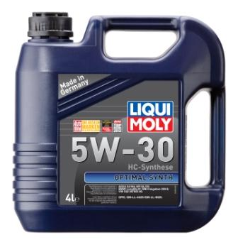 �������� ����� LiquiMoly Optimal Synth 5W30 4�
