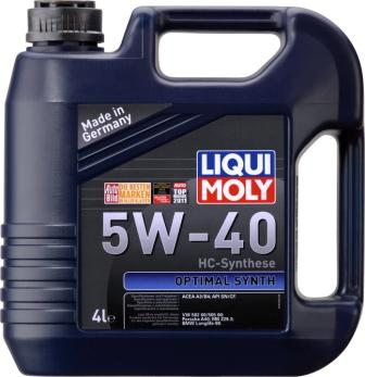�������� ����� LiquiMoly Optimal Synth 5W40 4�