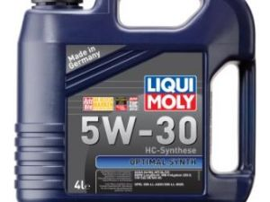 Моторное масло LiquiMoly Optimal HT Synth 5W-30 4л