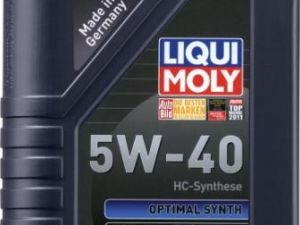 фото Моторное масло LiquiMoly Optimal Synth 5W-40 1л