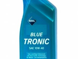 Моторное масло Aral Blue Tronic 10w-40 1л.