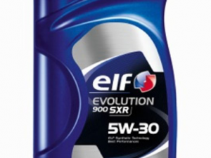 Моторное масло Elf EVOLUTION 900 SRX 5W-30 1л