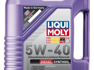 фото Моторное масло LiquiMoly Diesel Synthoil 5W-40 5л