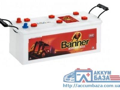 Аккумулятор для грузового автомобиля Banner Buffalo Bull 140Ач 640 35 SHD - фото 4