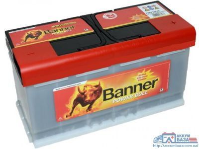 Аккумулятор Banner Power Bull Pro 6CT-100 АзЕ